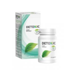 Detoxic - kur pirkt - cena - aptiekās - ražotājs
