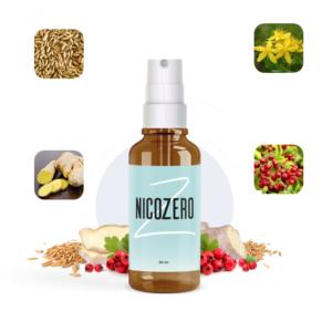 NicoZero - kā lietot - sastāvs - lietošana