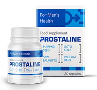 Prostaline - cena - aptiekās - ražotājs - kur pirkt